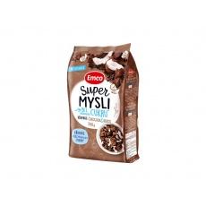 Super mysli bez přidaného cukru čokoláda a kokos 500g