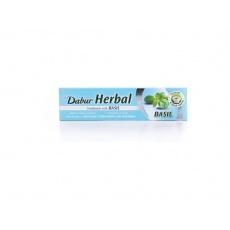 Zubní pasta s bazalkou 100ml