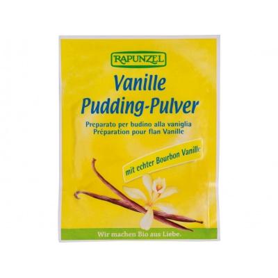 Bio Pudinkový prášek vanilkový 40g