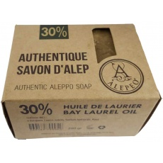 Bio Mýdlo s vavřínovým olejem 30% Alepeo 190g