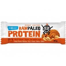 AKCE - Tyčinka Raw paleo protein Peanut Volcano 50g. Min. trv. 31.8.2021