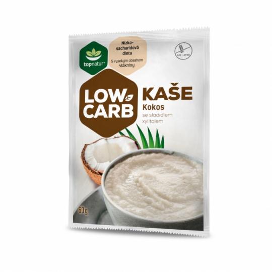 LOW CARB | KETO kaše kokosová 60g (1 porce)