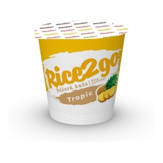 Instantní rýžová kaše tropic Rice2go 40g