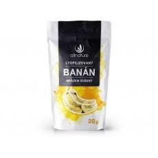 Banán sušený mrazem plátky 20g
