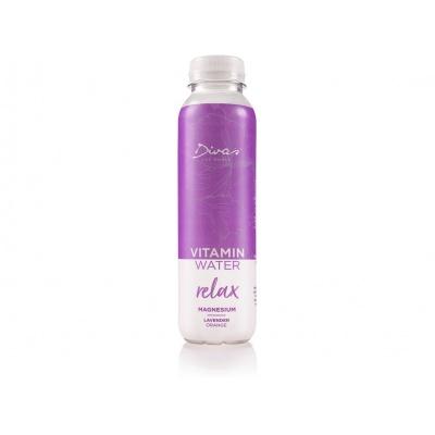 Divas Vitamin Water - RELAX 400ml