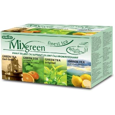 MIX GREEN čaj porcovaný 35 g