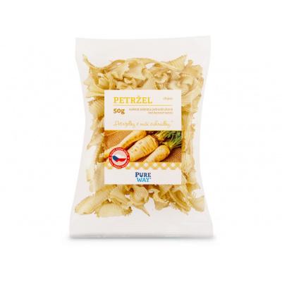 Petržel - chipsy 50g