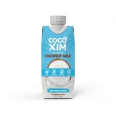 AKCE - Kokosový nápoj Originál bez přidaného cukru 330ml. Min. trv. 10.11.2021