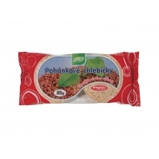 Pohankové chlebíčky s vysokým obsahem vlákniny 50g