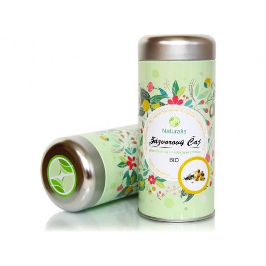 Bio čaj zázvorový 70g