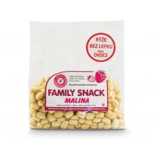 Family snack Malina 200g