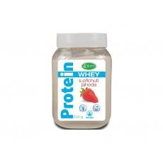 Whey protein s příchutí jahoda 200 g