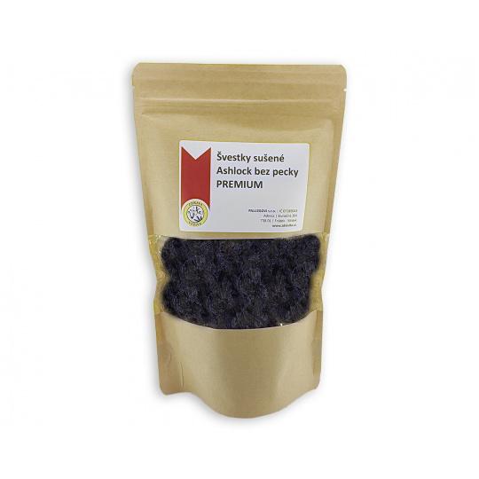 Švestky sušené Ashlock bez pecky PREMIUM 500 g