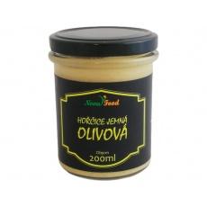 Hořčice jemná OLIVOVÁ 200ml