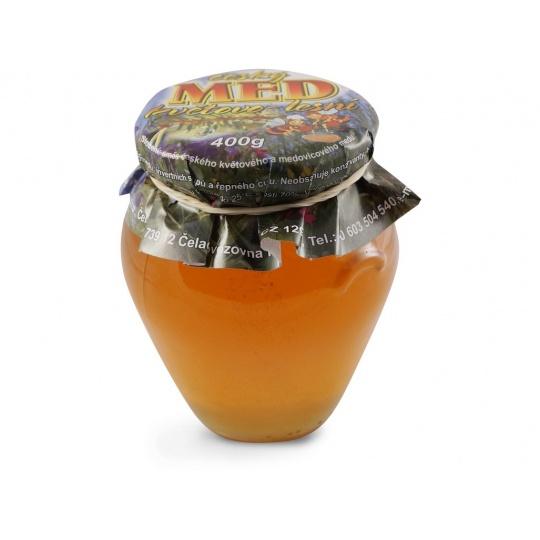 Med smíšený květovo lesní 400g