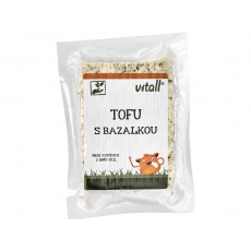 Tofu S bazalkou 175g