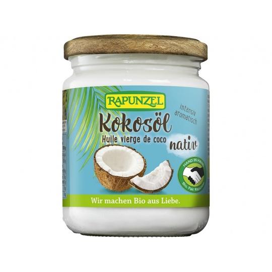 Bio Kokosový olej nerafinovaný 200g