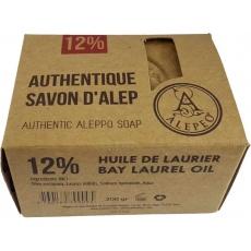 Bio Mýdlo s vavřínovým olejem 12% Alepeo 190g