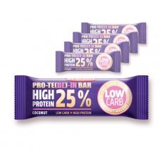Low Carb | High Protein Slimka tyčinka - kokos 35g