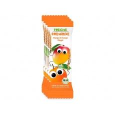 Bio Ovocná tyčinka Mango a pomeranč 4x23g