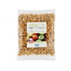 Jablka - kostičky 100g
