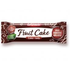 AKCE - Tyčinka Fruit cake Čoko-lady 35g. Min. trv. 1.7.2021