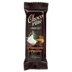 ŽIVAN CHOCO RAW - PINEAPPLE CREAM 55g