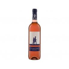 Bio růžové víno Camino Rosado 0,75l