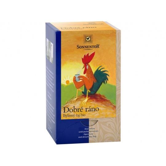 Bio Dobré ráno - bylinný čaj porc. 27g (18sáčků)