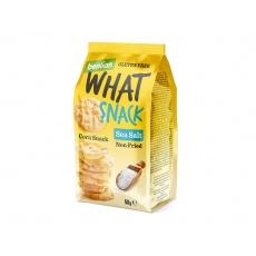 Kukuřičný slaný snack Mořská sůl 50g