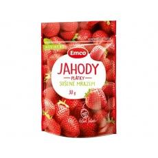 Mrazem sušené jahody 30g