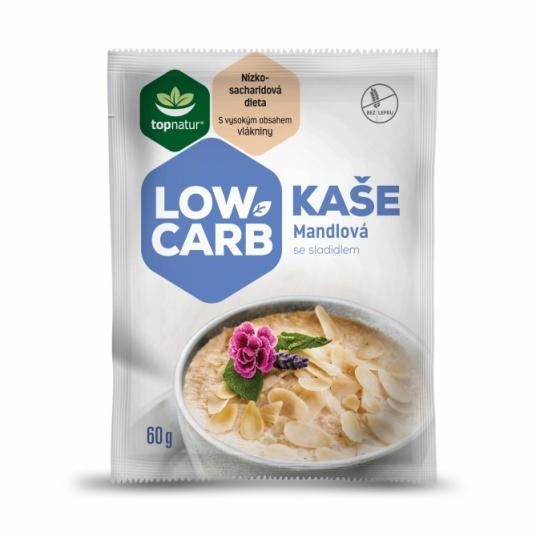 LOW CARB | KETO kaše Mandlová 60g (1 porce)