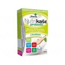 Nutrikaše probiotic s hruškami 180g (3x60g)