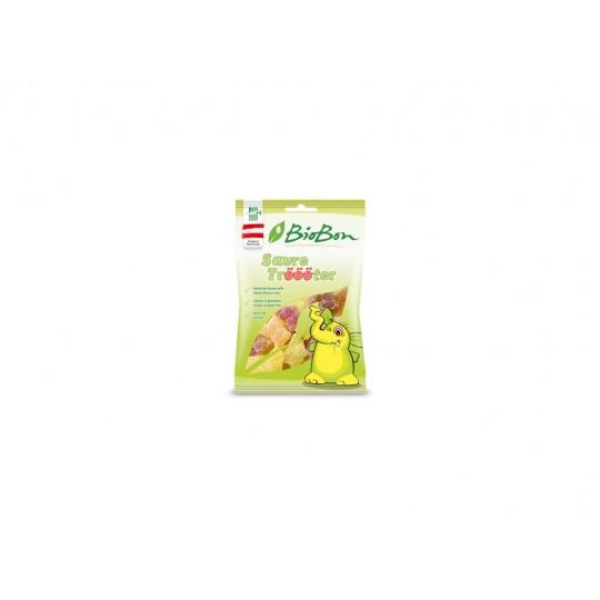 Bio gumové bonbony Kyselí sloníci 100g