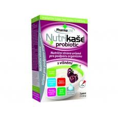 Nutrikaše probiotic s višněmi 180g (3x60g)