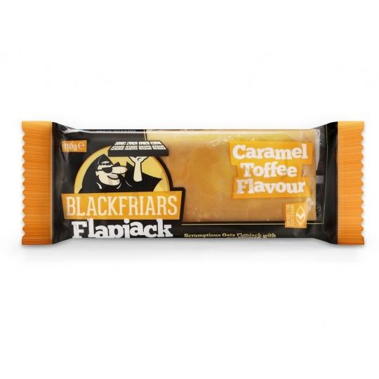 Tyčinka ovesná Flapjack Toffee + Karamel 110g