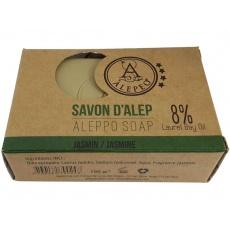 Mýdlo ručně vyráběné Alepeo - Jasmín 100g