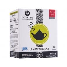 Bylinkový čaj Verbena citrónová 10x1,2g