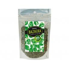 Bio Bazalka drhnutá 20g