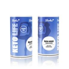 Low Carb | KETO kaše-müsli – lískový ořech 220g (6 porcí)