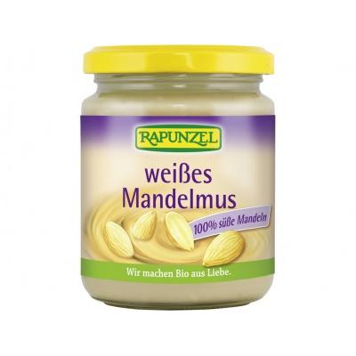 Bio 100%-ní pasta z nepražených mandlí 250 g