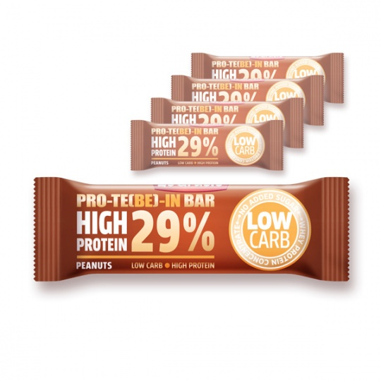 Low Carb | High Protein Slimka tyčinka - arašídy 35g