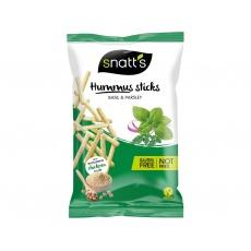 Hummus sticks bazalka, petržel 85g