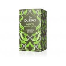 Bio čaj Supreme matcha green Výběrová matcha 20x1,5g