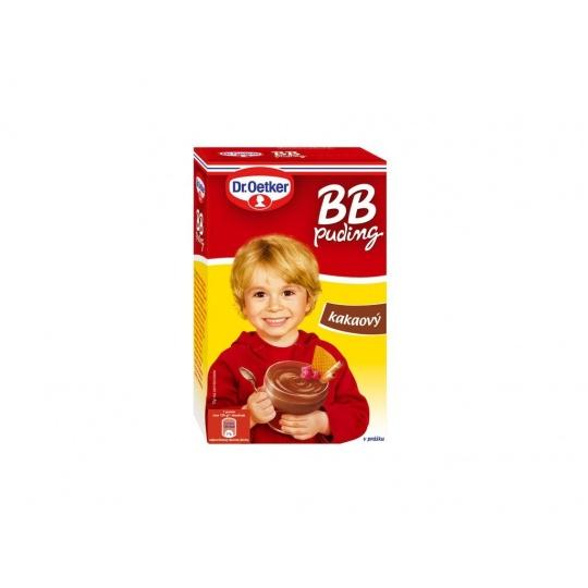 AKCE - BB puding kakaový 250g, Min.trv.30.7.2020