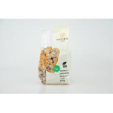 Těstoviny špaldovo - pohankové BIO - mušle - Natural 300g