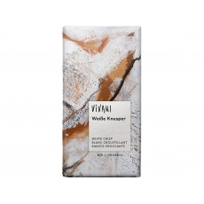 Bio bílá křupavá čokoláda 100g
