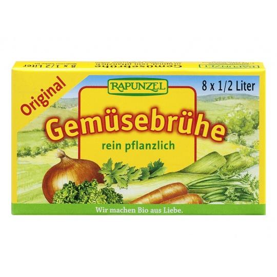 Bio Zeleninový vývar v kostce 8ks