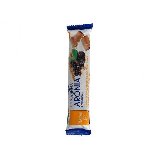 Aronie celozrnné sušenky 65 g