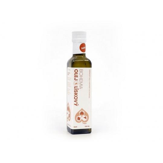 Olej z lískových ořechů 250ml